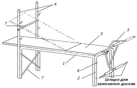 Форма для гипсовой плитки  сделать